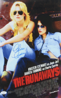 "Cherie Currie Signed ""The Runaways"" 11x17 Movie Poster Print (JSA COA) at PristineAuction.com"