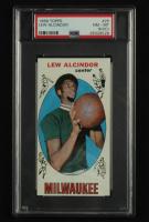 Lew Alcindor 1969-70 Topps #25 RC (PSA 8) (OC) at PristineAuction.com