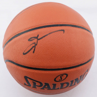 Allen Iverson Signed Game Ball Series Basketball (JSA COA) at PristineAuction.com