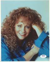 Reba McEntire Signed 8x10 Photo (PSA Hologram) at PristineAuction.com