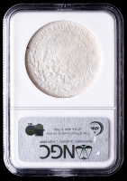 SS New York Shipwreck 1834-Mo ML Mexico 8 Reales Silver Coin (NGC Encapsulated) at PristineAuction.com