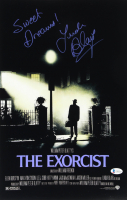 """Linda Blair Signed """"The Exorcist"""" 11x17 Photo Inscribed """"Sweet Dreams!"""" (Beckett COA) at PristineAuction.com"""