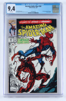 "1992 ""The Amazing Spider-Man"" Issue #361 Marvel Comic Book (CGC 9.4) at PristineAuction.com"