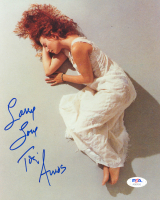"Tori Amos Signed 8x10 Photo Inscribed ""Love"" (PSA Hologram) at PristineAuction.com"