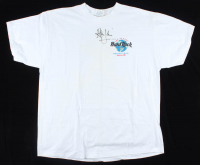 "Elton John Signed ""Hard Rock Cafe"" T-Shirt (JSA COA) at PristineAuction.com"