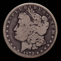 1878-CC Morgan Silver Dollar at PristineAuction.com