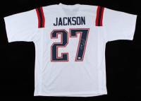 J. C. Jackson Signed Jersey (Beckett COA) at PristineAuction.com