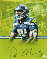 D.K. Metcalf Signed Seahawks 16x20 Photo (JSA COA) at PristineAuction.com