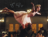 "Jennifer Grey Signed ""Dirty Dancing"" 16x20 Photo (Schwartz COA) at PristineAuction.com"