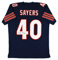 Gale Sayers Signed Jersey (Beckett COA) at PristineAuction.com