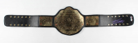 The Undertaker Signed World Heavyweight Wrestling Champion Belt (JSA COA & Fiterman Sports Hologram) at PristineAuction.com