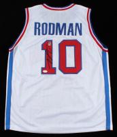 Dennis Rodman Signed Jersey (JSA COA & Fiterman Sports Hologram) at PristineAuction.com