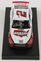 Brad Keselowski Signed 2020 NASCAR #2 Wabash National - 1:24 Premium Action Diecast Car (PA COA) at PristineAuction.com
