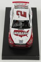 Brad Keselowski Signed 2020 NASCAR #2 Wabash National - 1:24 Premium Action Diecast Car (PA COA) at PristineAuction.com