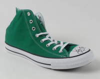 Larry Bird Signed Converse Shoe (PSA COA & Bird Hologram) at PristineAuction.com