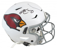 Kyler Murray Signed Cardinals Full-Size Authentic On-Field SpeedFlex Helmet (Beckett COA) at PristineAuction.com