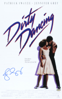 "Jennifer Grey Signed ""Dirty Dancing"" 11x17 Photo (Schwartz COA) at PristineAuction.com"