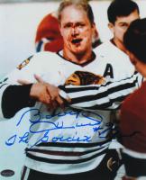 "Bobby Hull Signed Blackhawks 8x10 Photo Inscribed ""The Golden Jet"" (Schwartz COA) at PristineAuction.com"
