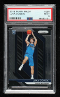 Luka Doncic 2018-19 Panini Prizm #280 RC (PSA 9) at PristineAuction.com