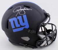 Lawrence Taylor Signed Giants Full-Size Eclipse Alternate Speed Helmet (Schwartz Sports COA) at PristineAuction.com