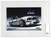 Carroll Shelby Signed Shelby Automobiles, Inc. 8x10 Photo (BAS Encapsulated) at PristineAuction.com
