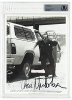 "Jack Nicholson Signed ""The Border"" 8x10 Photo (BAS Encapsulated) at PristineAuction.com"