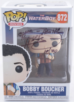 "Henry Winkler Signed ""The Waterboy"" #872 Bobby Boucher Funko Pop! Vinyl Figure With Multiple Inscriptions (PSA COA) at PristineAuction.com"