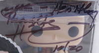 """Henry Winkler Signed """"The Waterboy"""" #872 Bobby Boucher Funko Pop! Vinyl Figure With Multiple Inscriptions (PSA COA) at PristineAuction.com"""