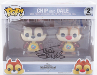 "Tad Stones Signed ""Kingdom of Hearts"" Chip & Dale Funko Pop! Vinyl Figure Set (PSA COA) at PristineAuction.com"