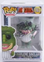 "Sally Struthers Signed ""Dinosaurs"" #963 Charlene Sinclair Funko Pop! Vinyl Figure (PSA COA) at PristineAuction.com"