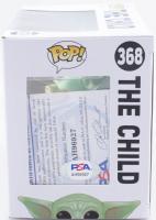"John Rosengrant Signed ""The Child"" #368 Star Wars Funko Pop! Vinyl Figure (PSA COA) at PristineAuction.com"
