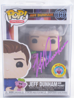Jeff Dunham Signed #3 Jeff Dunham & Peanut Funko Pop! Vinyl Figure (PSA COA) at PristineAuction.com