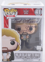 "Ted DiBiase Signed ""WWE"" Million Dollar Man #41 Funko Pop! Vinyl Figure Inscribed ""$"" & ""HOF 2010"" (PSA COA) at PristineAuction.com"