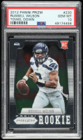 Russell Wilson 2012 Panini Prizm #230 (PSA 10) at PristineAuction.com