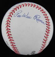 Pee Wee Reese & Duke Snider Signed OL Baseball (Beckett LOA) at PristineAuction.com