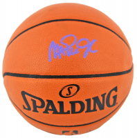 Magic Johnson Signed NBA Game Ball Series Basketball (Beckett Hologram) at PristineAuction.com