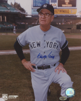 Clyde King Signed Yankees 8x10 Photo (Schulte Sports Hologram) at PristineAuction.com