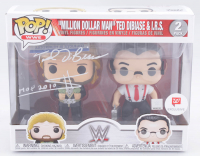 "Ted DiBiase Signed ""WWE"" Million Dollar Man #2 Funko Pop! Vinyl Figure Inscribed ""$"" & ""HOF 2010"" (PSA COA) at PristineAuction.com"