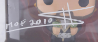 "Ted DiBiase Signed ""WWE"" Million Dollar Man #2 Funko Pop! Vinyl Figure Inscribed ""$"" & ""HOF 2010"" (PSA COA) at PristineAuction.com"