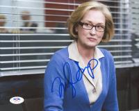 Meryl Streep Signed 8x10 Photo (PSA Hologram) at PristineAuction.com