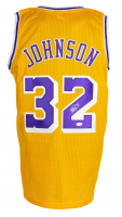 Magic Johnson Signed Jersey (JSA COA) at PristineAuction.com