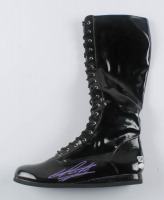 The Undertaker Signed Wrestling Boot (JSA COA & Fiterman Sports Hologram) at PristineAuction.com