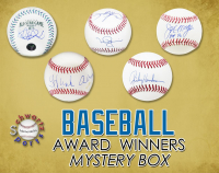 Schwartz Sports Baseball Award Winner Signed Baseball Mystery Box - Series 11 (Limited to 100) at PristineAuction.com