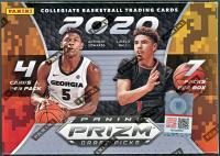 2020-21 Panini Prizm Draft Picks Basketball Blaster Box of (7) Packs at PristineAuction.com