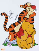 "Jim Cummings Signed ""Winnie the Pooh"" 11x14 Photo (PA COA) at PristineAuction.com"