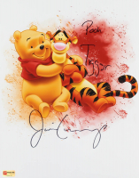 "Jim Cummings Signed ""Winnie the Pooh"" 11x14 Photo Inscribed ""Pooh"" & ""Tigger"" (PA COA) at PristineAuction.com"
