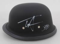 "Tommy Flanagan & Ryan Hurst Signed ""Sons of Anarchy"" Biker Helmet Inscribed ""Opie"" & ""Chibs"" (Radtke COA) at PristineAuction.com"