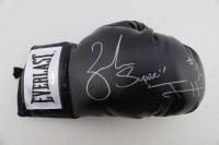 "Zab ""Super"" Judah Signed Everlast Boxing Glove Inscribed ""#1"" (Schwartz Sports COA) at PristineAuction.com"