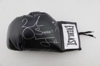 "Zab ""Super"" Judah Signed Everlast Boxing Glove Inscribed ""#1"" (Schwartz Sports COA) at PristineAuction.com"