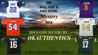 OKAUTHENTICS NFL MVP, HOF, & PRO BOWL Jersey Mystery Box Series I at PristineAuction.com